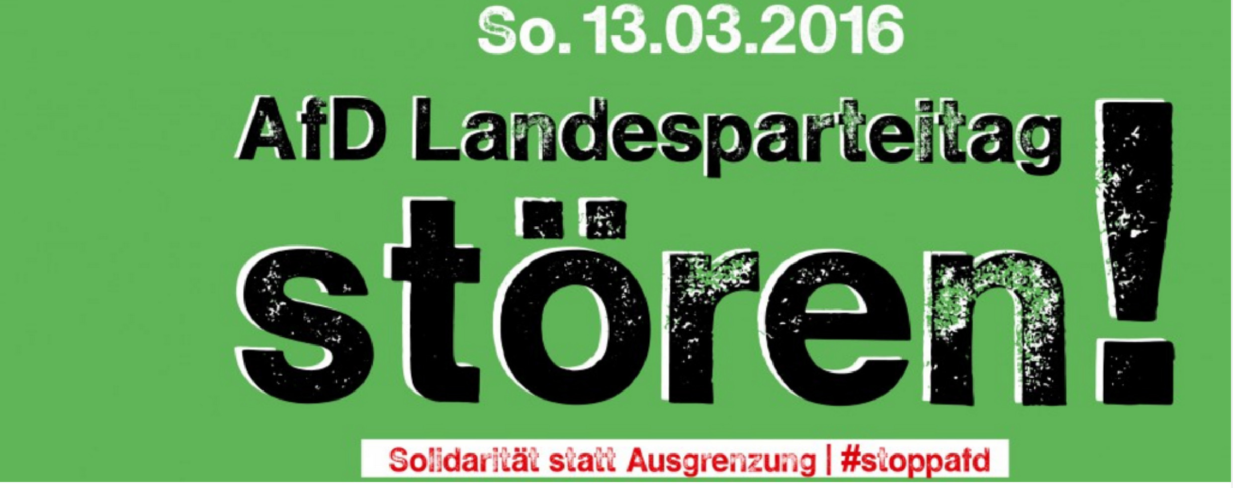stopp afd!